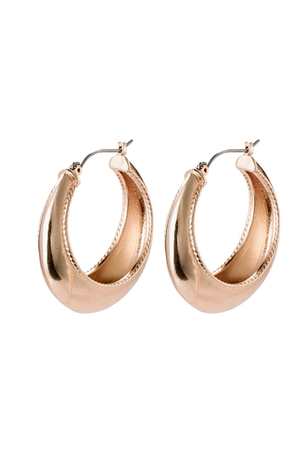 Air Crescent Hoops