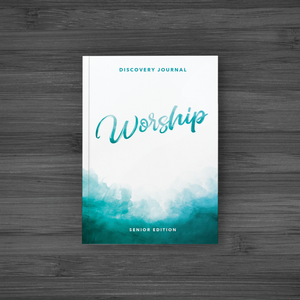 Worship Discovery Journal (2019)