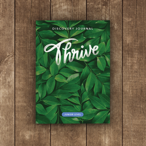 Thrive Discovery Journal: Junior