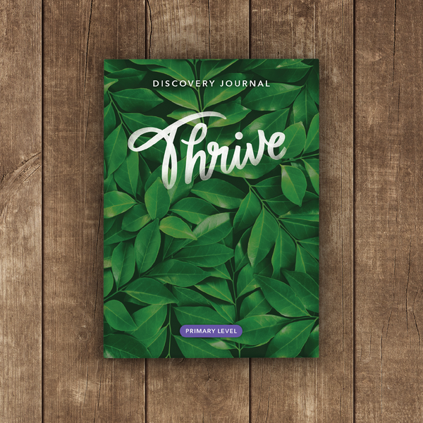 Thrive Discovery Journal: Primary (2018)