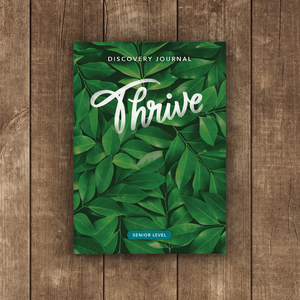 Thrive Discovery Journal: Senior