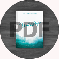 Worship Discovery Journal: Senior PDF