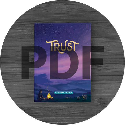 Trust Discovery Journal: Beginner PDF