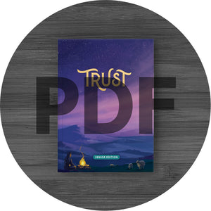 Trust Discovery Journal: Senior PDF