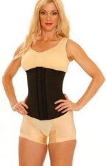 Corset Golden Black
