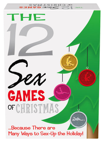 The 12 Sex Games of Christmas KG-XM009