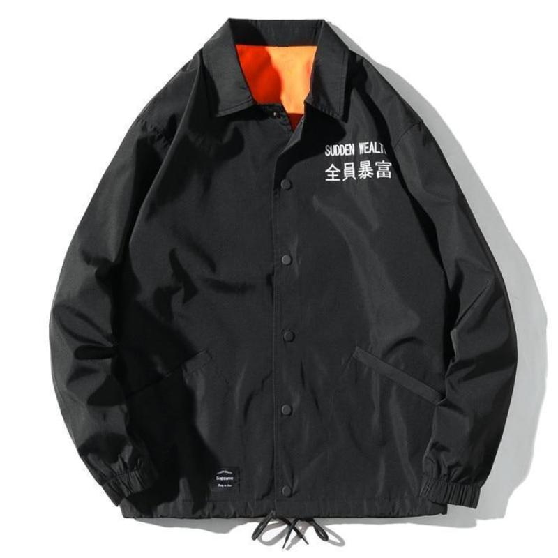 EXTAZ Jacket Noir / S SUDDEN WEALTH - Jacket