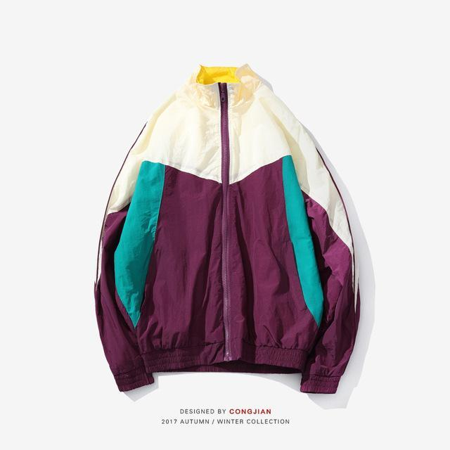 EXTAZ Jacket Purple / XS CHNR v3 - Jacket