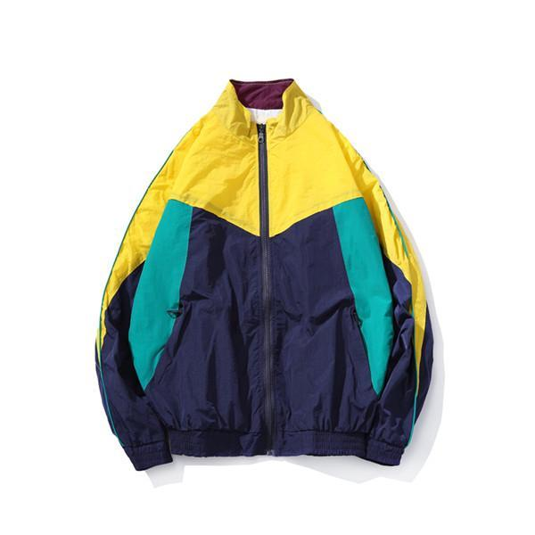 EXTAZ Jacket Yellow / XS CHNR v3 - Jacket