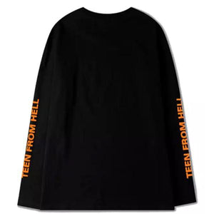 Extaz Long Sleeves TEEN FROM HELL - Long Sleeves