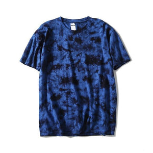 EXTAZ Tees dark blue t shirt / S PSIKA - Tees