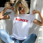 EXTAZ Tees HONEY - Tees