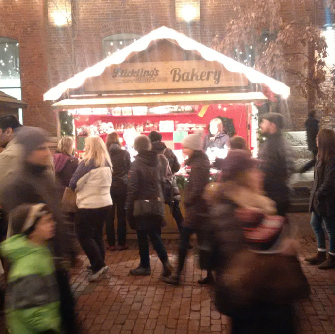 Visit us at these 2018 Christmas Markets & Fairs