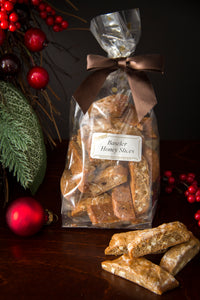 "Soft Biscotti - Basler ""Leckerli"" Honey Slices"