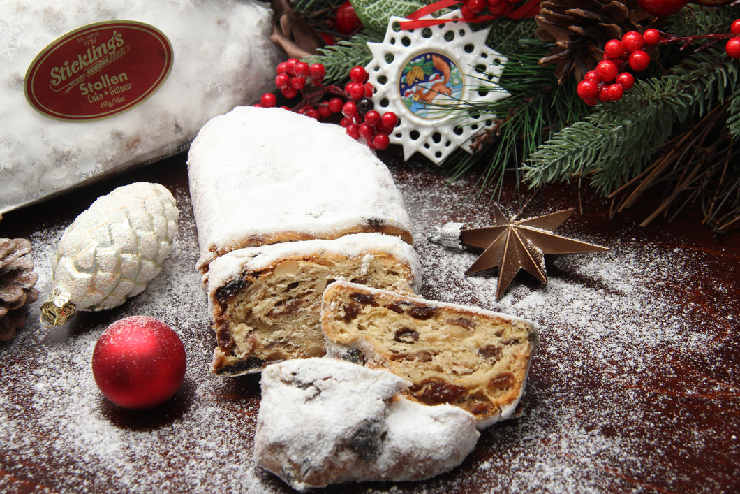 Stollen - Available seasonal only