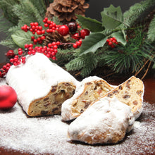 Large Marzipan Stollen — 1200g - Available seasonal only