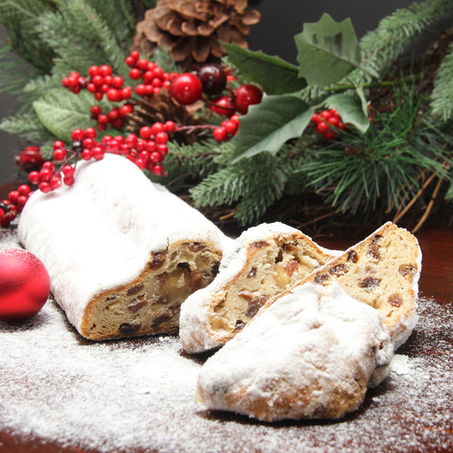 Large Marzipan Stollen -1200g