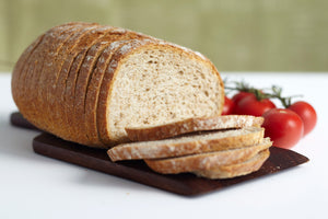 European Light Rye Sourdough Bread - 6 Loaves per Case