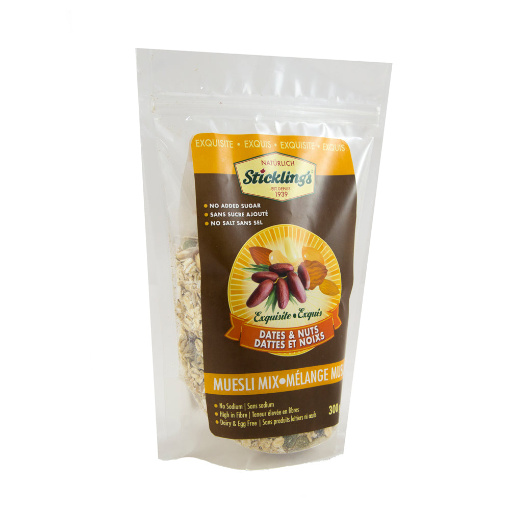 Date & Nut Muesli Mix