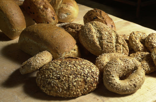 Caraway Rye Sourdough Bread