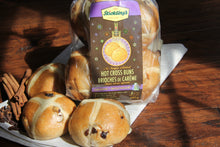 Stickling's Hot Cross Buns