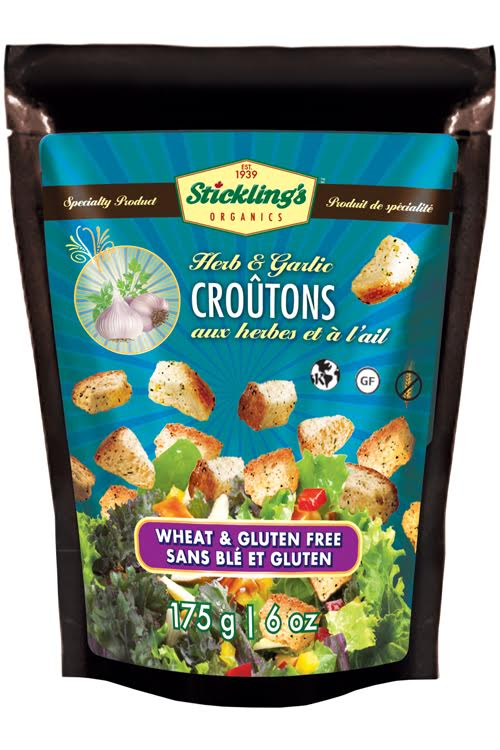 Gluten Free Croutons - 3 per Case