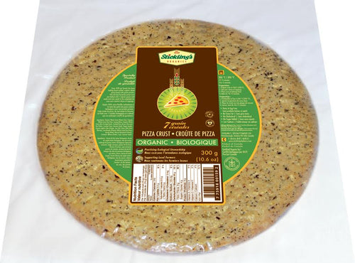 7-Grain Pizza Crust - 3 per Case