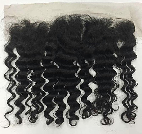 Sassy Virgin Hair: Lace Frontals - Sassy Gal - Raw Unprocessed Hair Extensions