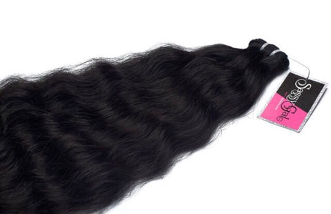 Indian Wavy Bundle Deal - Sassy Gal - Raw Unprocessed Hair Extensions