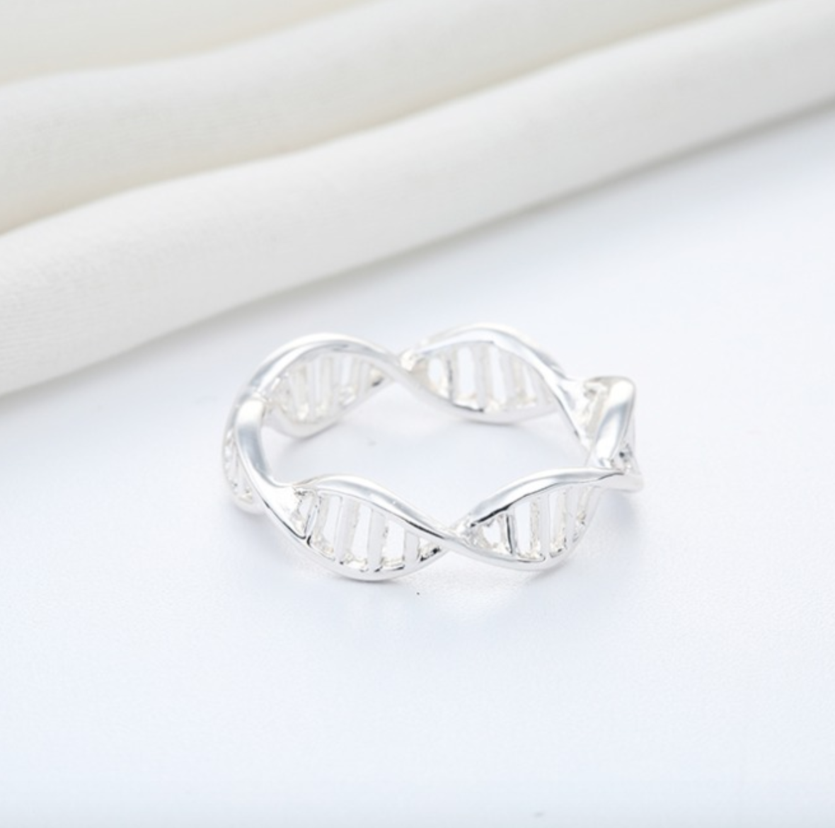 The Infinity DNA Ring