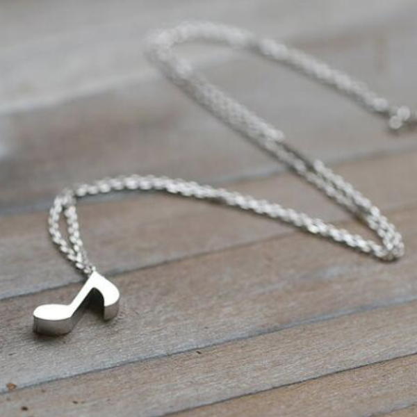 The Musical Pendant Necklace