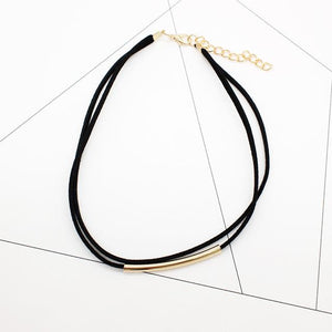 The Leather Bar Choker