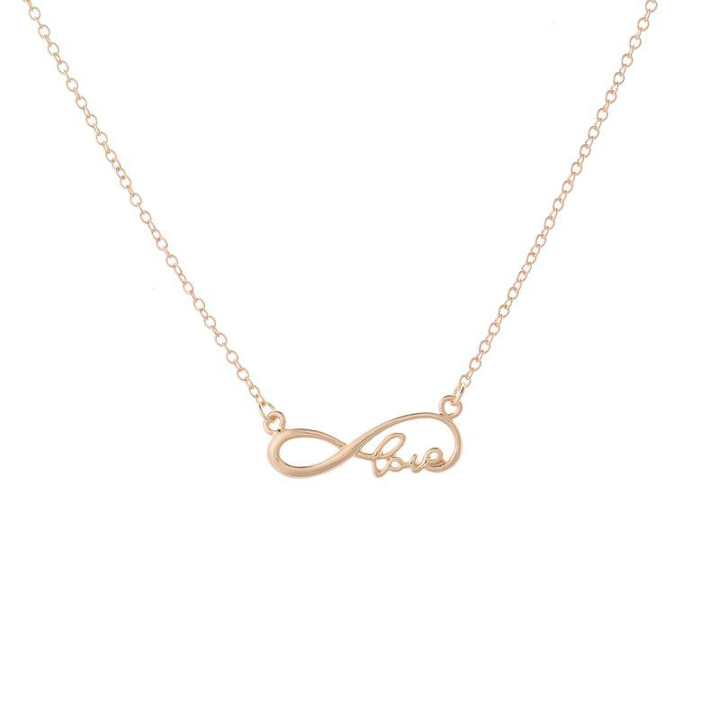 The Infinite Love Necklace