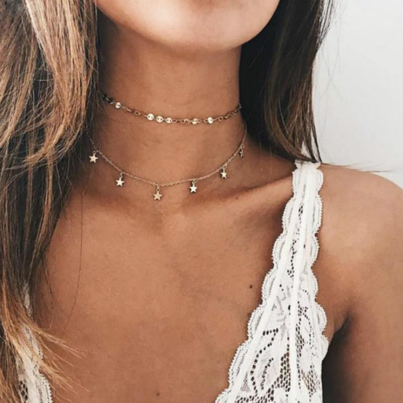 The Hanging Star Choker