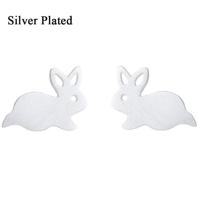 The Little Bunny Stud Earrings