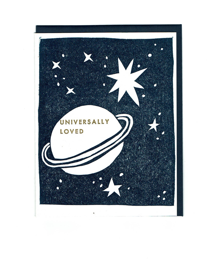 Universally Loved Card