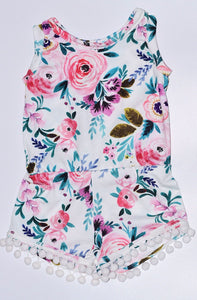 Floral Dream Romper