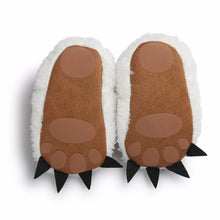 White Claw Slippers 12-18M