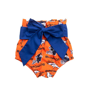 Denver Broncos Belted Bloomers