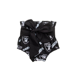 Oakland Raiders Belted Bloomers