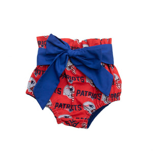 New England Patriots Belted Bloomers