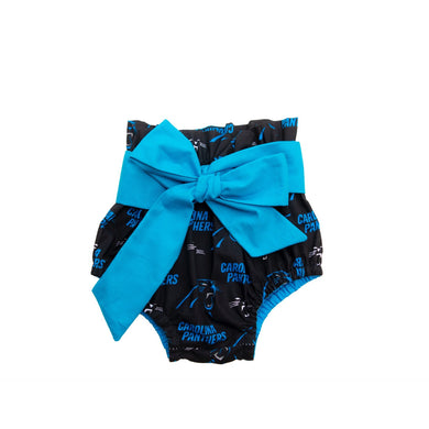 Carolina Panthers Belted Bloomers