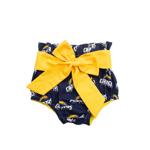 Los Angeles Chargers Belted Bloomers
