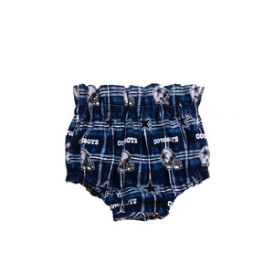 Plaid Cowboys High Waisted