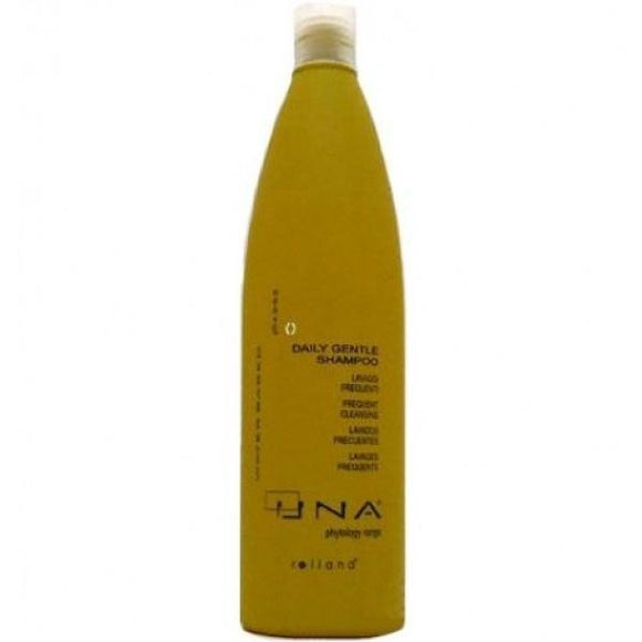 Una Daily Gentle Shampoo - 34oz - Barber World