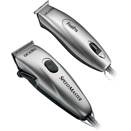 Andis Pivot Motor Clipper Trimmer Combo #23965