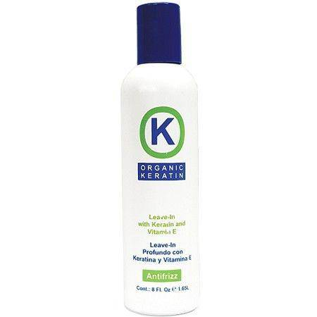 K Organic Keratin Leave In - 8oz - Barber World
