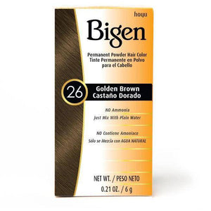 Bigen Permanent Powder Hair Color - 0.21oz - Barber World