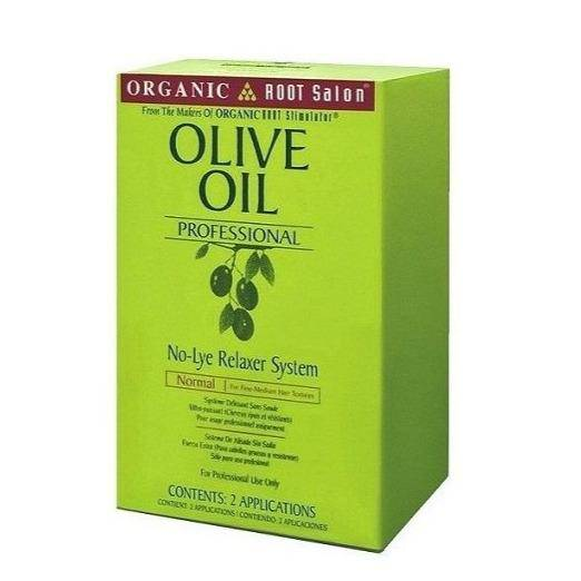 ORS Olive Oil Professional No-Lye Relaxer Normal Strength - 2 Applications - Barber World