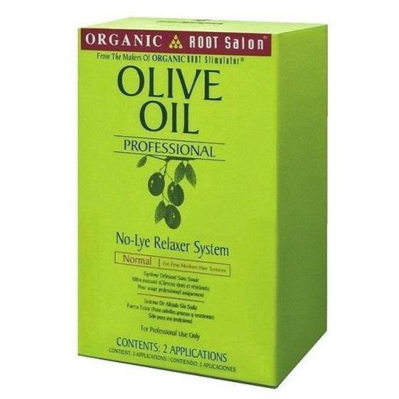 ORS Olive Oil Professional No-Lye Relaxer Extra Strength - 2 Applications - Barber World